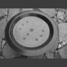 Grille rond pour couvercle en fibre de verre  66cm