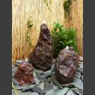 Fontaine Set Triolithes lave 65cm
