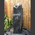 Kit Fontaine Monolith schiste gris-noir 95cm