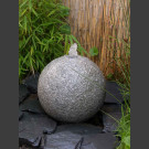 Boule de Fontaine complet granite gris 30cm