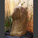 Fontaine de jardin complet grès beige 45cm