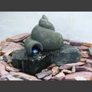 """Fontaines sculptées Diabase """"l'escargot"""""""