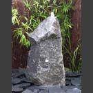 Pierre à fontaine de jardin granit belge 70cm