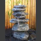 Fontaine complet Cairn en Bloc erratique 7 pièces