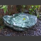 Bain d'oiseaux Laponie vert 45cm