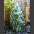 Pierre à fontaine rocher Laponie vert 45cm