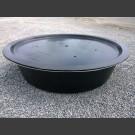 Réservoir rond avec couvercle en fibre de verre 150cm