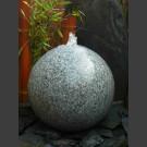 Compleetset Fontain Bal grijs Graniet geslepen 40cm