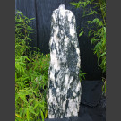 Compleetset fontein Monoliet groen-wit Marmer 80cm
