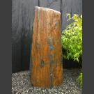 Solitairesteen Rots grijs-bruin Leisteen100cm