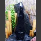 Bronsteen Monoliet marmer zwart gepolijst 75cm