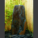 Bronsteen Monoliet grijs bruin leisteen 95cm