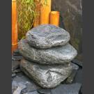 Zwerfsteen Steenmannetje 3 delige 35cm