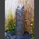 Bronsteen Monoliet grijs zwart leisteen 95cm