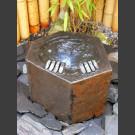 Basalt Broonen - de drenkeling