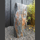Monoliet van grijs-bruin Leisteen 93cm hoog