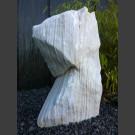 Aspromonte Marbre Zwerfsteen wit 100kg