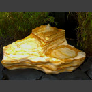 Compleetset Fontain Waterloop Cascade geslepen Onyx 315kg